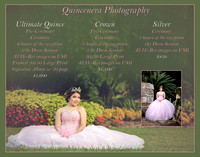 Quinceanera/Wedding